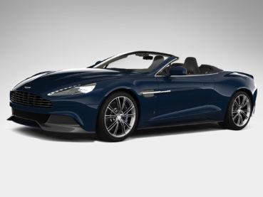 Aston Martin Vanquesh Volante: Karácsonyi ajándék