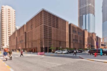 Építészet: Souk Market, Abu Dhabi