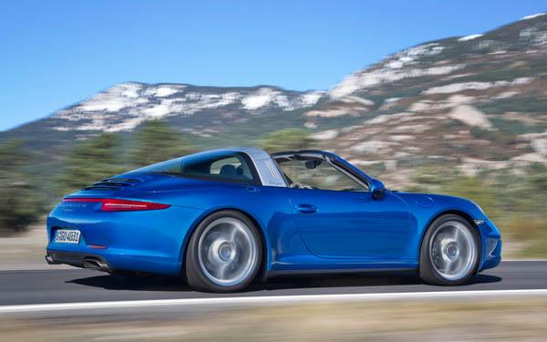 Porsche 911 Targa: Merítés a múltból!