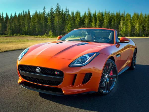 Jaguar F-Type: A legszebb dizájn