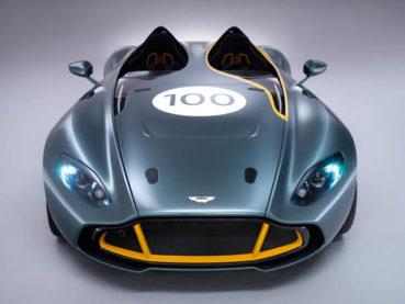 Aston Martin CC100: Centenárium