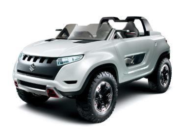 Suzuki X-Lander: Kis autó – nagy jövő!