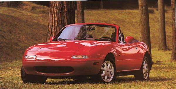 Mazda MX-5 25 év