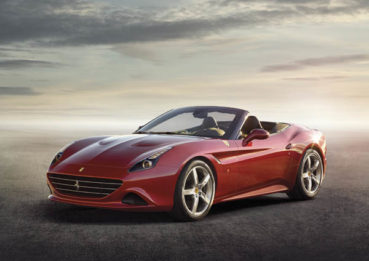 Ferrari California T: Ahol mindig rád süt a nap