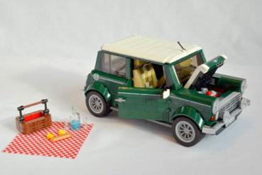 Mini Cooper Lego-szett