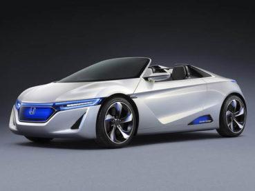 Honda EV-Ster Concept: Könnyű álom