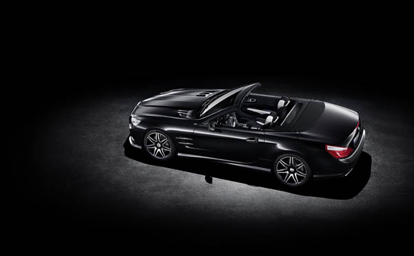 Mercedes-Benz SL 2LOOK Edition