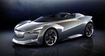 Chevrolet Miray: Pillantás a jövőbe