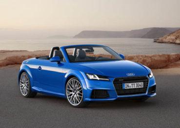 Audi TT Roadster: Nyíltan sportos