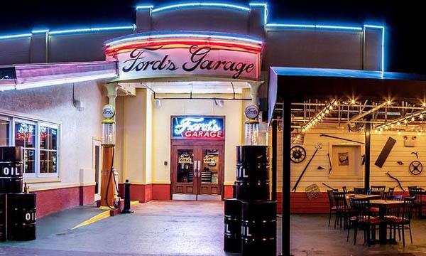 Ford Garage