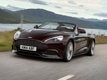 Aston Martin: Ál-arc