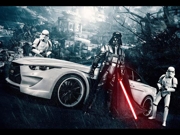 Vilner BMW Stormtropper