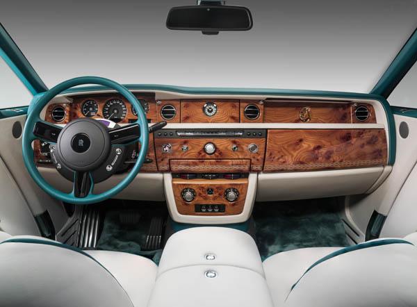 Rolls-Royce Phantom Drophead Coupe Maharaja