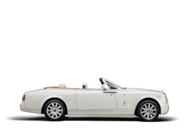 Rolls-Royce Phantom Drophead Coupe: Maharadzsák útján