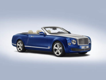 Bentley Grand Convertible Concept: Van az a pénz!
