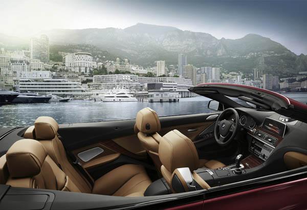 BMW 6-os Cabrio