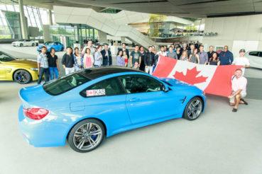 BMW Welt: Rekordszámú átadás