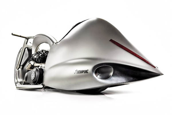 Akrapovic Full Moon