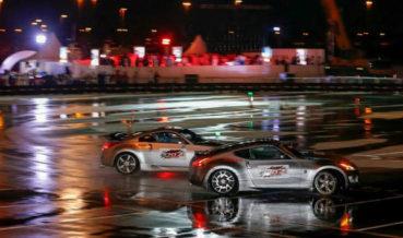 Nissan 370Z Drift Experience: GUINNESS-REKORD