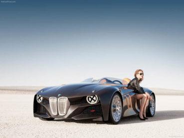 Elfelejtett koncepciók: BMW 328 Hommage