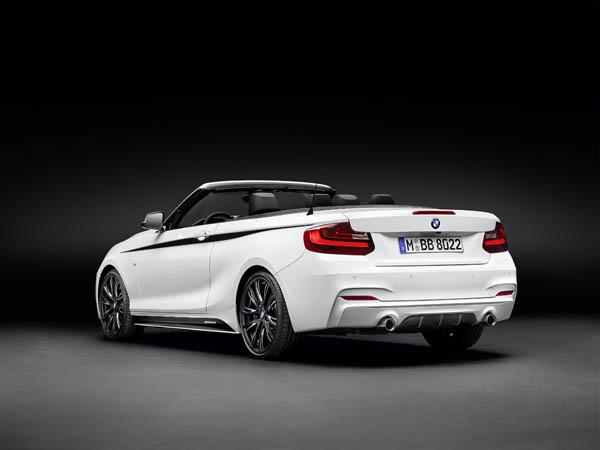 BMW 2-es Cabrio M Performance