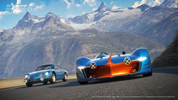 Renault Alpine GT6