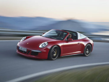 Porsche 911 Targa GTS: Tizenharmadik testvér