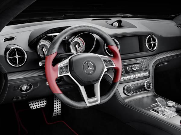 "Mercedes-Benz SL ""Milla Miglia 417"""