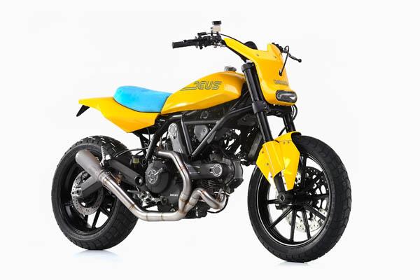 Ducati Scrambler design