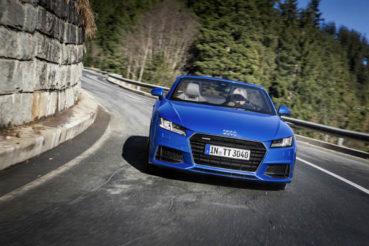 Audi TT Roadster –  Dinamizmus a szabad ég alatt