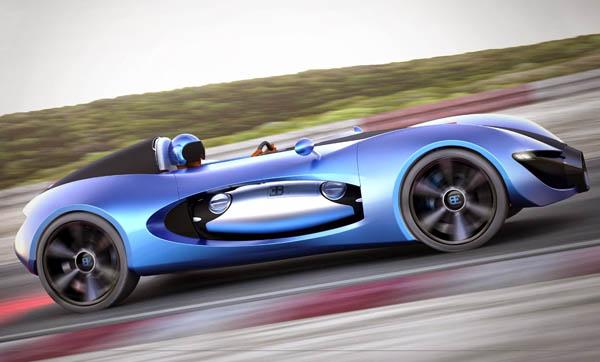 Bugatti Type Zero Concept