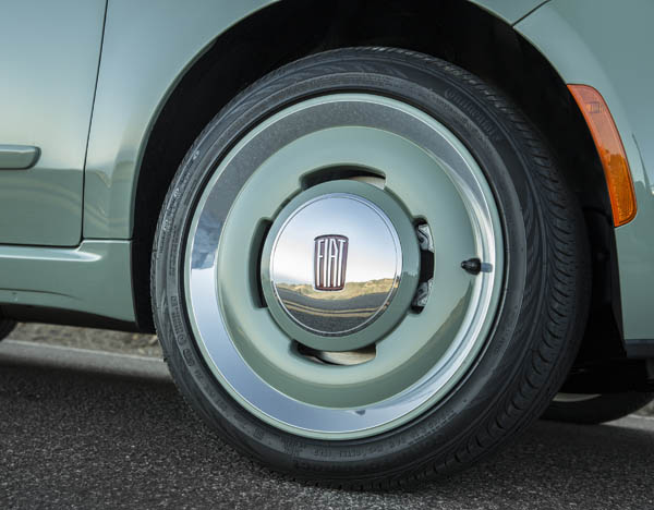 Fiat 500C VINTAGE '57