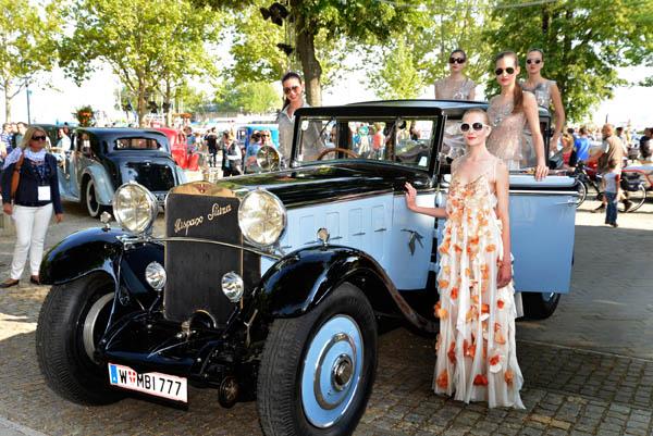 II. Balatonfüredi Concours d'Elegance