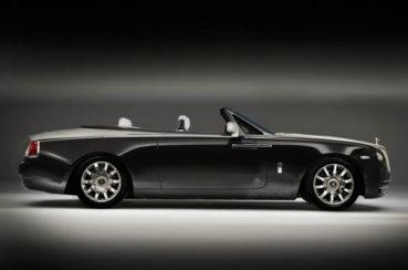 Rolls-Royce Dawn: A láthatáron