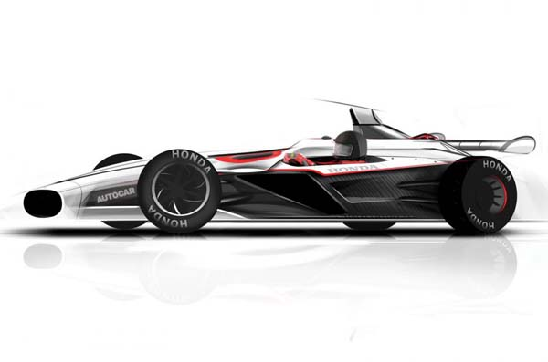 Honda Design: Project 2&4