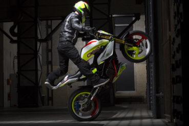 BMW Concept Stunt G 310: Streetfighter