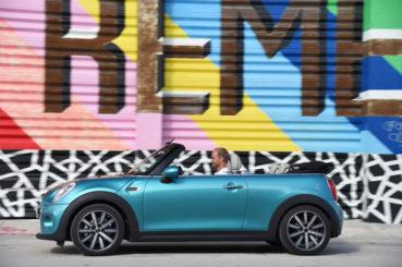 Mini Cabrio: Személyre szabva