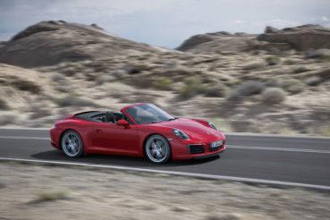 Porsche 911 Carrera: Turbós szívvel