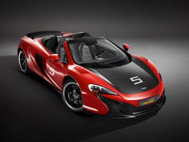 McLaren 650S Can-Am: 50 éves örökség