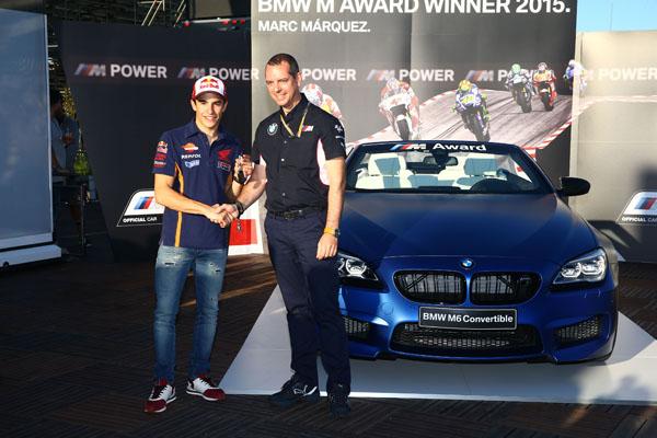 Marc Marquez: MotoGP különdíj