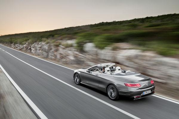 Mercedes-Benz S-osztály Cabriolet