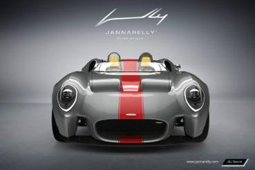 Jannarelly Design-1: A régi roadsterek szelleme