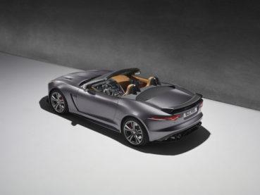 Jaguar F-Type SVR: Felfokozott luxus