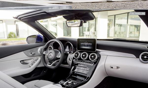 ercedes-Benz C-osztály Cabriolet