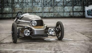 Morgan EV3: Elektro-tricikli