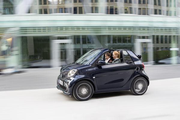 Smart Brabus Cabrio