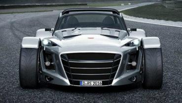 Donkervoort D8 GTO-RS: Versenypályára vele