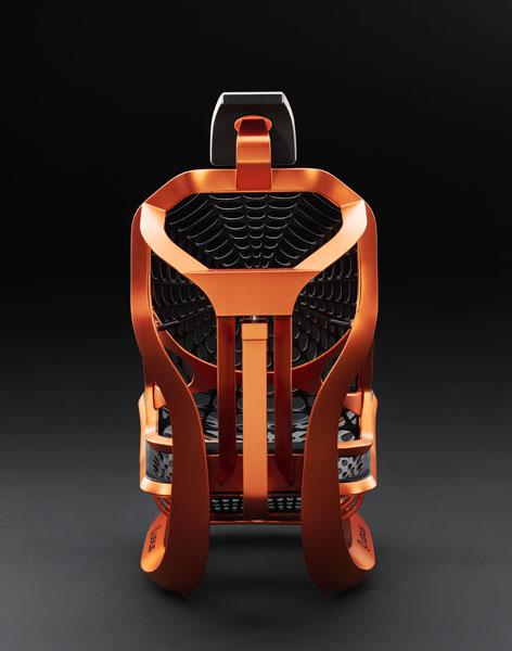 Lexus kinetikus üléskoncepció