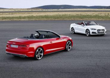 Audi A5/S5 Cabriolet: Intenzív élmény
