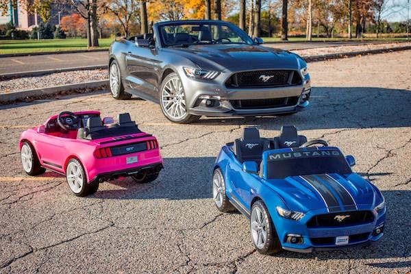 Power Wheels Mustang: Gyerekváltozat